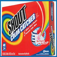 Shout color catcher